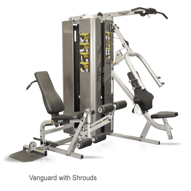 InFlight Vanguard - MultiGym